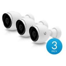 Ubiquiti UniFi Video Camera G3-BULLET Infrared IR 1080P HD Video 3 pack UVC-G3-BULLET-3