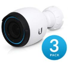 Ubiquiti UniFi Video Camera UVC-G4-PRO Infrared IR 4K Video- 802.3af is embedded - 3 Pack UVC-G4-PRO-3