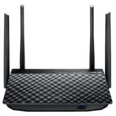 ASUS RT-AC58U Gigabit Wireless Router, AC1300, MU-MIMO, 4 x LAN Ports, 2 x USB, 4 x High Performance Antennas, Beamforming, Smart Connect, QoS, VPN,  RT-AC58U
