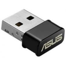 ASUS USB-AC53 Nano AC1300 Wireless USB Adapter, Support MU-MIMO and Windows 7/8/8.1/10 Operating Systems USB-AC53 Nano