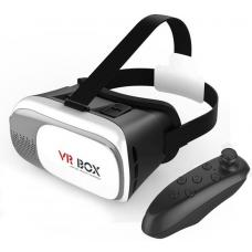 8Ware VRBox Kit version 2.0 - Including VR Headset with Remote Bluetooth Controller 8WD-VRBOX2.0-SET