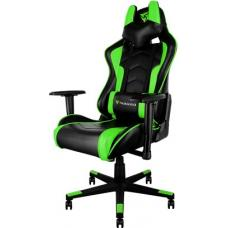 ThunderX3 TGC22 Series Gaming Chair - Black/Green TGC22-BG