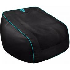 Aerocool ThunderX3 DB5 V2 Consoles Bean Bag - Black/Cyan Retail hang pack(bean not included) TX3-DB5-BC-V2