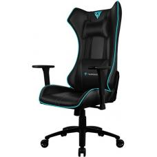 ThunderX3 UC5 HEX RGB Lighting Gaming Chair - Black/Cyan UC5-BC