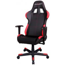 DXRacer Formula FD99 Gaming Chair Black & Red - Sparco Style/Racing Bucket Office/Gaming Computer Seat/Ergonomic Desk Chair OH/FD99/NR