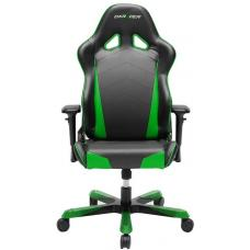 DXRacer Tank TS29 Gaming Chair Black & Green - Sparco Style Neck/Lumbar Wide Seating Support/Maximum load 220kg/Universal Gaming Padded Seat OH/TS29/NE