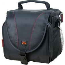 Promate 'xPose.L' Compact Camera case with Front pocket and lanyard Strap - Large xPose.L