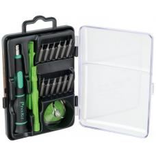 Pro'sKit 17 in 1 Tool Kit complete all necessary screwdriver bits and tools for many Apple Product Repairs SD-9314