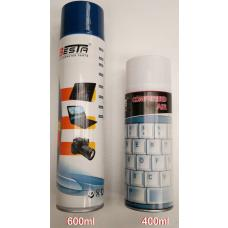 Powertek Air Duster Compressed Can Spray 400ml for Cleaning Keyboards PCs Laptops Keyboards Cameara Lens Mobile Phones A-AirDuster