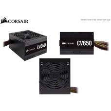 Corsair 650W CV Series CV650, 80 PLUS Bronze Certified, Compact design, ATX Power Supply CP-9020211-AU
