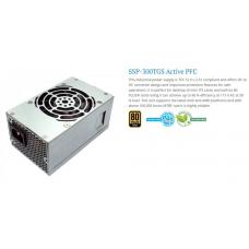 Seasonic TFX 300W, 80+ Gold APFC PSU, 3 Years Warranty,  SSP-300TGW