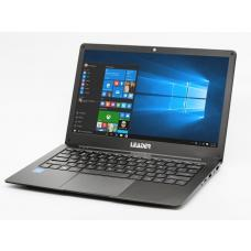 Leader Companion 307 Notebook, 13.3' Full HD, Celeron, 4GB, 32GB Storage, Windows 10 Home, 1 Year Onsite Warranty - Black SC307