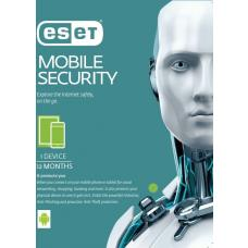 ESET Mobile Security For Android 1 Device 1 Year Retail Download Card ES-MSEC1D1Y.