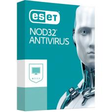 ESET NOD32 Antivirus (Essential Protection) OEM 1 Device 1 Year - Includes 1x Physical Printed Download Card AV-ES-NOD32OEM