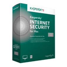 Kaspersky Security for MAC 1PC 1Yr, Retail, Base Box  KANZ-KL1222EBAF