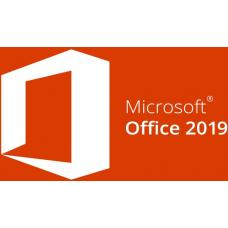 Microsoft Office Home and Business 2019 Medialess - 1 User for PC & Mac (Replaces SMSOHB2016P2 - T5D-02877) T5D-03251