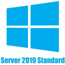 Microsoft Server Standard 2019 (16 Core) OEM Pack P73-07788
