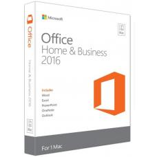 Microsoft Office Mac Home & Business 2016 - No DVD Retail Box > SMS-OFHB2019-ML W6F-01043