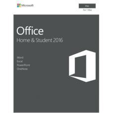 Microsoft Office Mac Home & Student 2016- No DVD Retail Box > SMS-OFHS2019-ML-1U GZA-00984