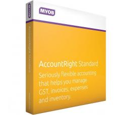 MYOB Account Right Standard MAFUL-RET-AU