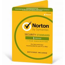 Symantec Norton Security Standard 1 Device 1 Year OEM 21356799
