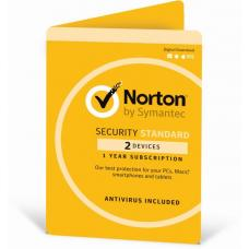 Norton Security Standard 1 User, 2 Device, 1 Year OEM 21369608