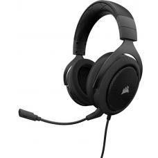 CORSAIR HS50 STEREO Gaming Headset, Carbon CA-9011170-AP