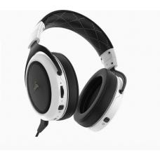 Corsair HS70 Wireless Gaming Headset White with Black. Up to 16hrs of Playback. PC and PS4 Compatible. 2 Years Warranty CA-9011177-AP