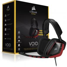 Corsair VOID RED Surround Premium Gaming Headset with Dolby Headphone 7.1 CA-9011144-AP