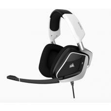 Corsair VOID Elite White USB Wired Premium Gaming Headset with Dolby Headphone 7.1 AUDIO, Headphone Frequency Response 20Hz - 30 kHz CA-9011204-AP
