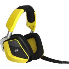 Corsair VOID PRO YELLOW RGB Wireless Special Edition, Dolby 7.1 Surround Sound Headset CA-9011150-AP