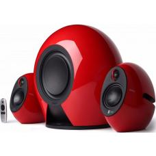 Edifier E235 LUNA E 2.1 THX-Certified Active Blutooth Speaker Red - BT/3.5mm/Optical 5.8G Wireless Subwoofer E235-RD