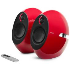 Edifier E25HD LUNA HD Bluetooth Speakers Red - BT/3.5mm/Optical DSP 74W E25HD-RD
