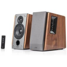 Edifier R1600T III - Home Audio Speaks - Dual RCA inputs Connects to Multiple Devices, Bass, Treble, Master Volume, Professional Amplifier, Silk Dome R1600TIII-BROWN