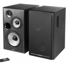 Edifier R2750DB Active 2.0 Speaker System with Sophisticated Sound in a Tri-amp Audio - Bluetooth Connection 1/2inch Bass Driver 136W RMS System BLACK R2750DB-BLACK