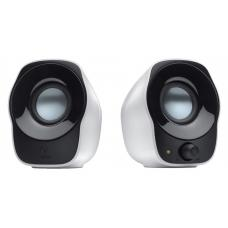 Logitech Z120 USB Powered Stereo Speakers 3.5mm Audio/Volume Control/USB - Ideal for Notebook Laptop Desktop PC 980-000514