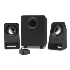 Logitech Z213 2.1 Speaker Syst 3.5mm Jack/7w RMS/Volume On/Of 980-000944