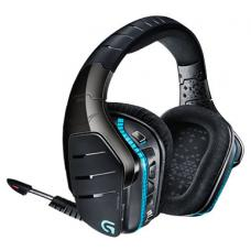 Logitech G933 Artemis Spectrum 7.1 Wireless Surround Gaming Headset Pro-Gtm Audio driver RGB lighting Programmable G-keys Noise cancelling mic LS 981-000600