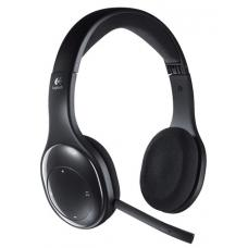 Logitech H800 Bluetooth Headset Black 2.4Ghz Compatible Laser-tuned drivers Built-in equalizer Noise-cancellling mic 981-000458