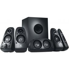 Logitech Z506 5.1 Surround Sound Speakers for PC PS3 Xbox 360 Wii iPod DVD player 3D Stereo 75 watts (RMS) Ported, down-firing subwoofer 980-000433 980-000433