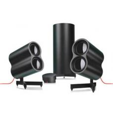 Logitech Z553 Preimum Speakers System 2.1 Channel with Subwoofer 40 Watts RMS Multi Connectivity 3 Devices PC DVD Mobile 980-000651-LS