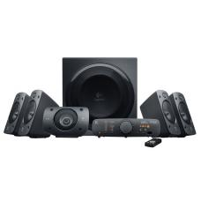 Logitech Z906 5.1 Channel THX Certified Speaker System THX Certified 1000-watt peak power Dolby digital sound Digital and analog inputs 980-000470 980-000470