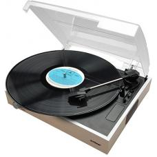 mbeat Wooden Style USB Turntable Recorder MB-USBTR68