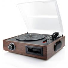 mbeat USB Turntable and Cassette to Digital Recorder USB-TR08