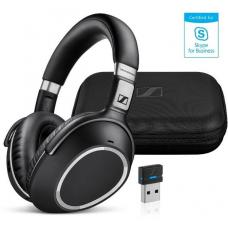Sennheiser MB660 Active noise Cancelling Bluetooth headset with UC dongle for dual pairing; Skype for Business certified. 507093
