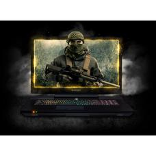 Resistance Fury Gaming Notebook V3. 17.3' Full HD, Intel i7-7700K, 16GB, 250GB SSD, 1TB HDD, Nvidia GTX 1070 8GB, Window 10 Home, 1 year Warranty, RGB SRF-G70-17V3