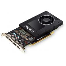 Leader nVidia Quadro P4000 PCIe Workstation Card 8GB DDR5 4xDP 1.4 4x5120x2880@60Hz 256-Bit 243GB/s 1792 Cuda Core Single - ASUS SYSTEM BUILD P4000A