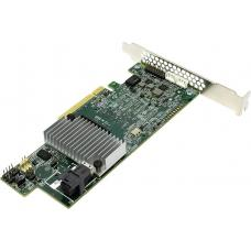 Intel 4 Port 12GBs LSI3108 SAS/SATA Controller, 1GB Cache, No Cable RS3DC040