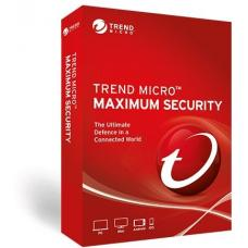 Trend Micro Maximum Security (1-3 Devices) 12mth Retail Mini Box TICEWWMDXSBXEF