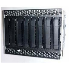 INTEL HOT SWAP DRIVE CAGE KIT, 8 x 2.5' SAS/NVMe COMBO FOR TOWER SERVER, for P4304XXMUXX AUP8X25S3NVDK